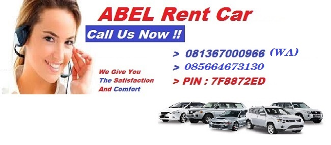Abel Rent Car Rental Mobil Di Palembang